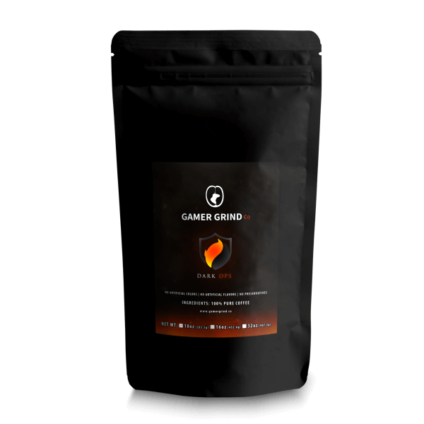 Dark Ops coffee